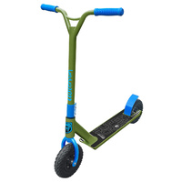 Adrenalin Super Cross Off-Road Scooter - Blue
