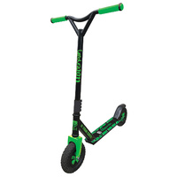 Adrenalin ATS-2 All Terrain Complete Dirt Scooter - Lime