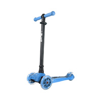 I-Glide 3-Wheel Kids Scooter - Boardwalk Bobber / Various Colours