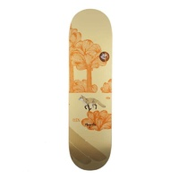 Magenta Skateboards Glen Fox Leap Skateboard Deck - 8.125""