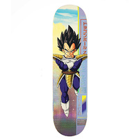 Primitive Trent Mclung Signature Skateboard Deck – Vegeta / 8.0""