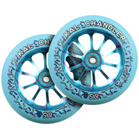 Ride 858 Slik Riks 120mm Scooter Wheels – Kal Chandler Signature / Pair