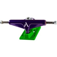 Venture Trucks Purple/Green