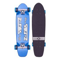 Z-flex Jay Adams Complete Skateboard – Blue Metal Flake / 29""