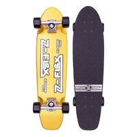Z-Flex Cruiser Complete Skateboard - Jay Adams Gold Metal Flake / 29""