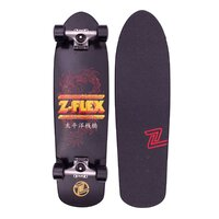 Z- Flex Cuiser Complete Skateboard - Dragon Shorebreak 30""