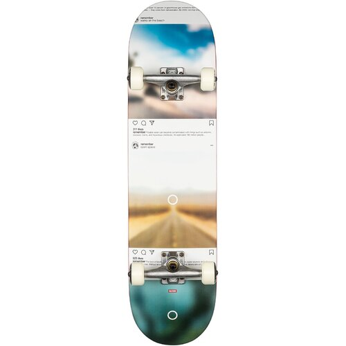 "Globe G2 Sprawl 8.125"" Complete Skateboard - Disappearing Trees"