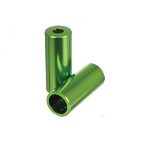 Madd Gear Alloy Pegs - Green